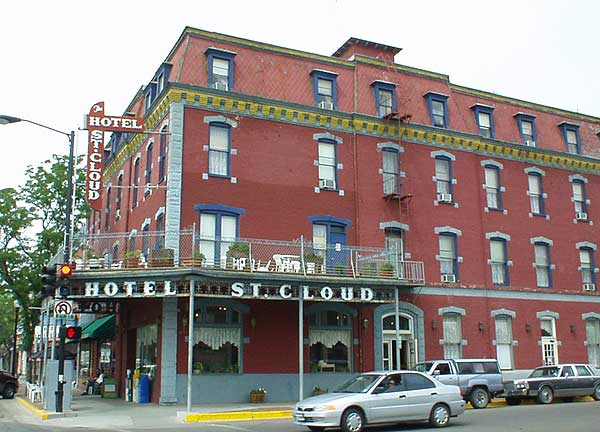 St Cloud Hotel